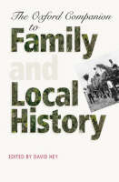 View The Oxford Companion to Family and Local History