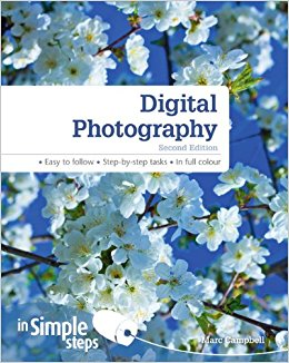 Book cover of 'Digital Photography'.