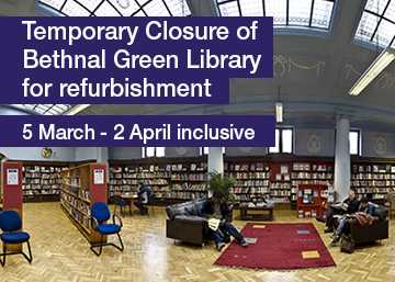 closure of bethnal green library