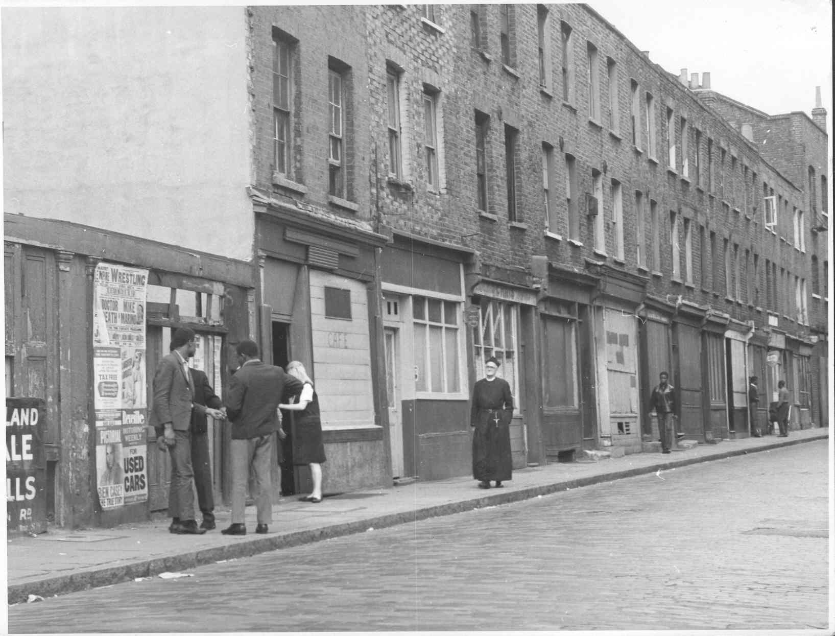 Image of Cable Street 1957