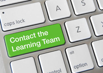 contact the learning team