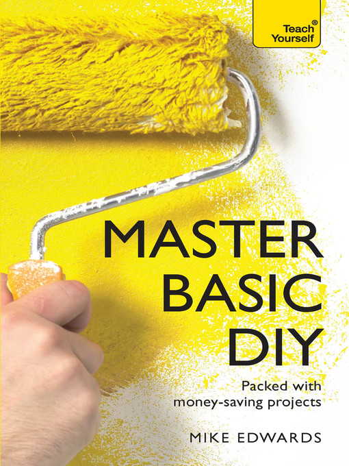 Book cover of 'Master Basic DIY'.
