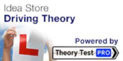 Driving theory test pro logo