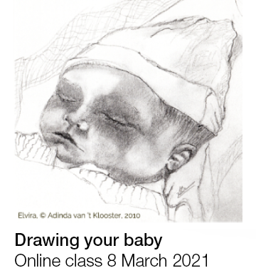 drawing your baby online course