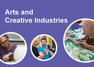 arts and creative industries