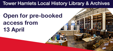 tower hamlets local history library