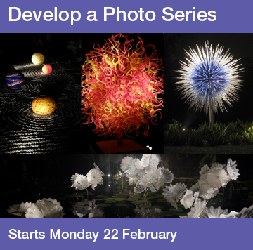 develop a photographic series