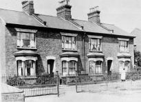 Pier Head Cottages Millwall 1920s